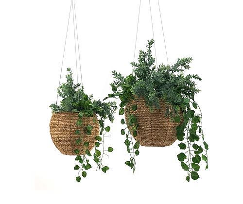 BANJAR HANGING BASKETS