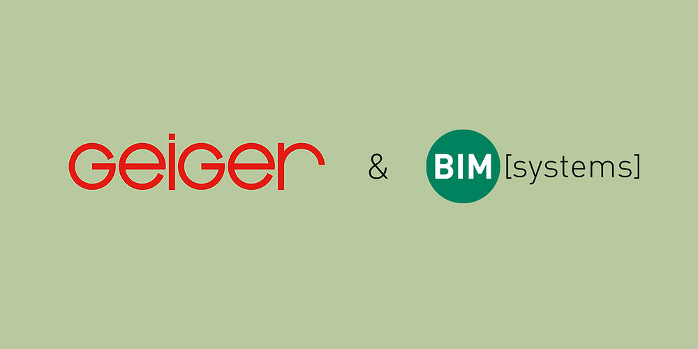 Wilhelm Geiger GmbH & Co. KG and BIMsystems work together on the further development of the BIM system (Source: BIMsystems GmbH)