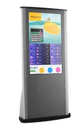 IMD kiosk, queue management, wayfinding, digital signage
