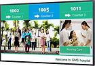 multimedia information display, mid, queue display, queue management