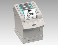 QMS queue ticket printer