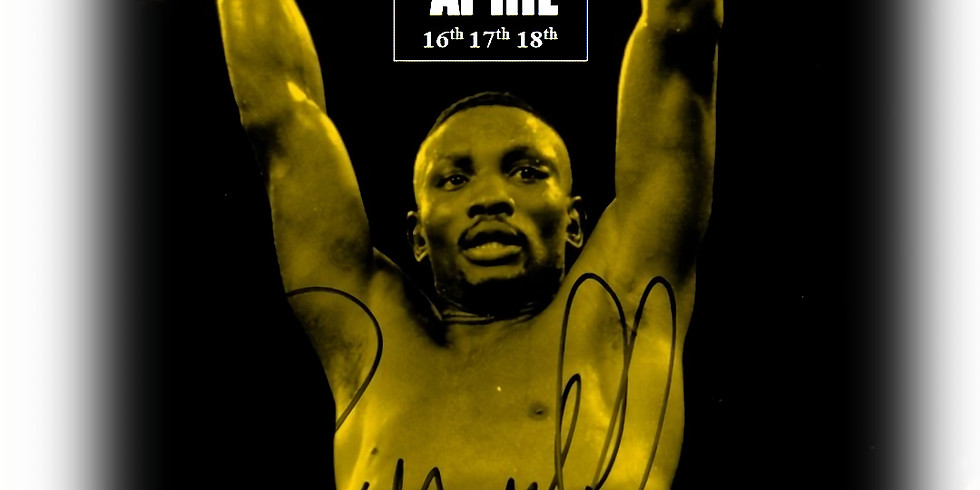 """Pernell """"Sweet Pea"""" Whitaker Tribute Weekend"""