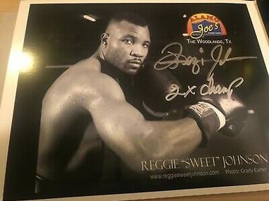 Reggie-Johnson-Signed-Photo-Boxing-Memor