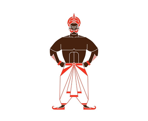 Duryodhan illustration