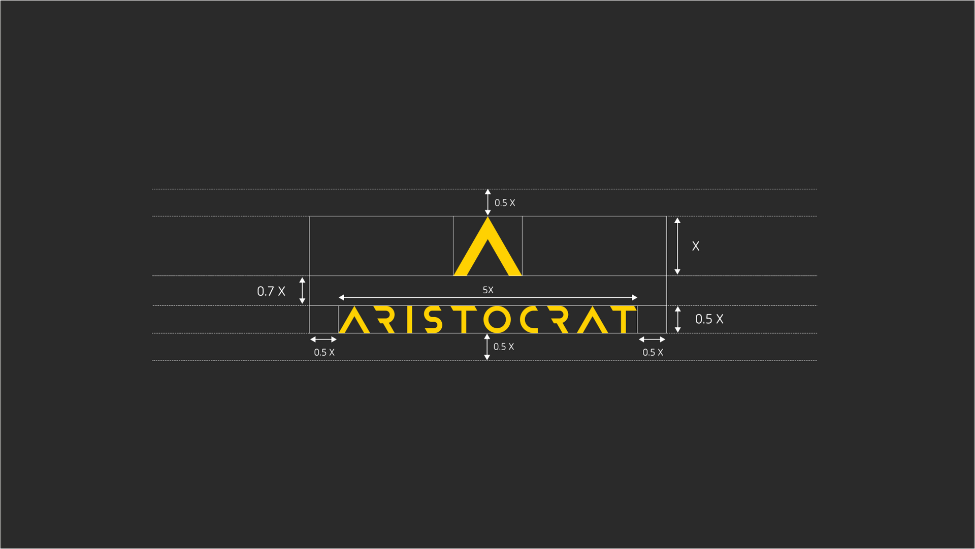 Logo proportions