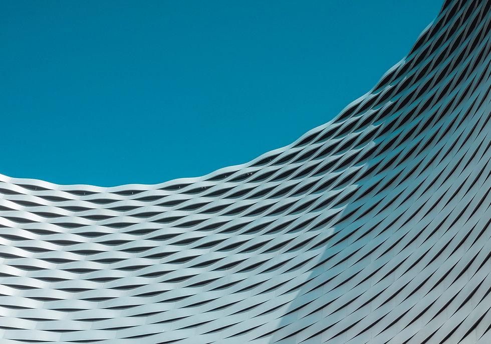 Изогнутая Архитектурная структура