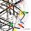 Thumbnail: Подвесной светильник Stratosphere FG 400-42 RGB CR