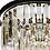 Thumbnail: Подвесная люстра Triumph 6101-500 BK
