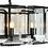 Thumbnail: Подвесная люстра Panorama 6109L-100 BK