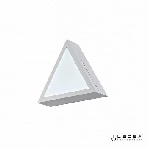 Накладной светильник Creator X068312 12W 6000K WH