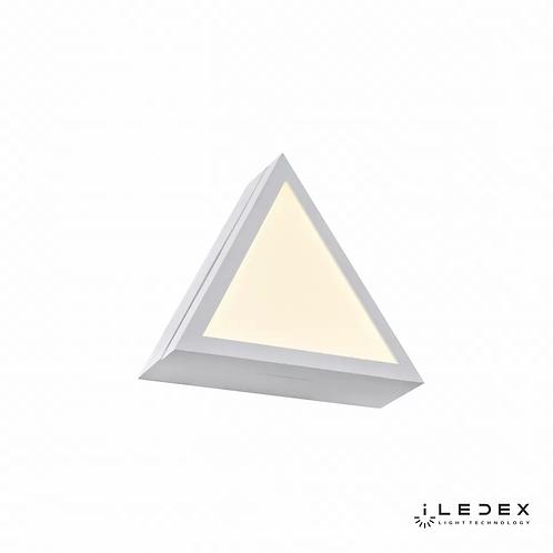 Накладной светильник Creator X068312 12W 3000K WH