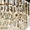 Thumbnail: Подвесная люстра Triumph 6101-600 BK