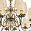 Thumbnail: Подвесная люстра Armonia P2510-10+5 nic