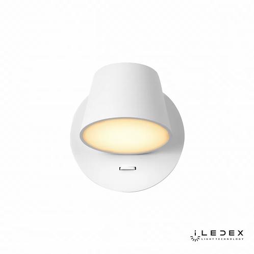 Настенный светильник Flexin W1118-1S WH