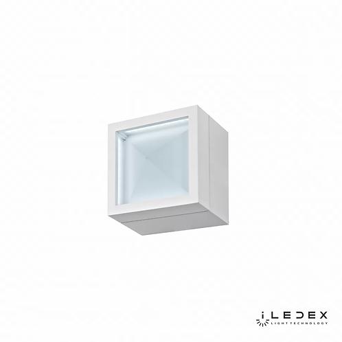 Накладной светильник Creator SMD-923404 4W 6000K WH