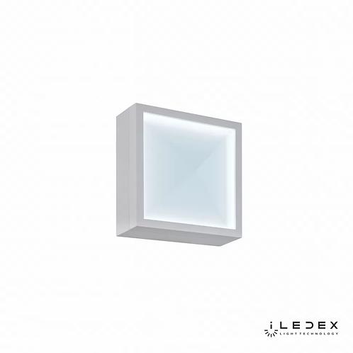 Накладной светильник Creator SMD-923416 16W 6000K WH
