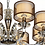 Thumbnail: Подвесная люстра Mario RM16001/8CR