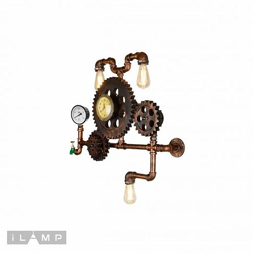 Настенный светильник Am Pm W06070-3B