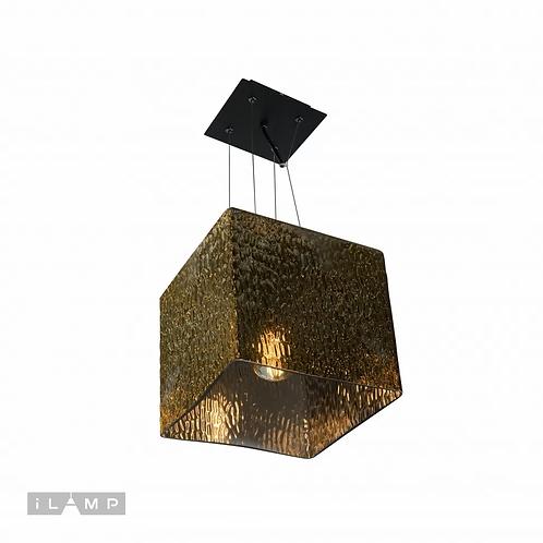 Подвесной светильник Cube A1407 GD