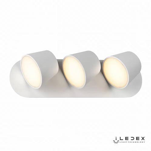 Настенный светильник Flexin W1118-3AS WH