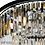 Thumbnail: Подвесная люстра Triumph 6102-800 BK