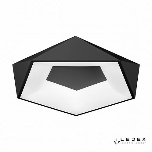 Потолочный светильник Luminous S1889/55 BK