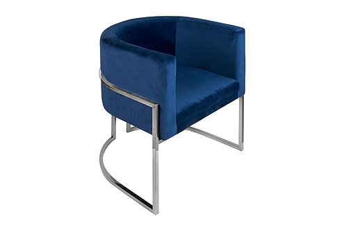 Кресло ARIZONA ID-331 CR Blue