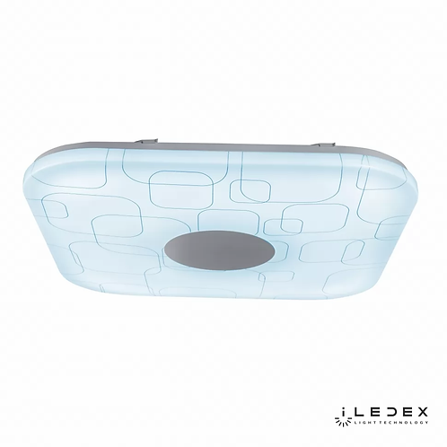 Потолочный светильник Cube 60W RGB Square Entire