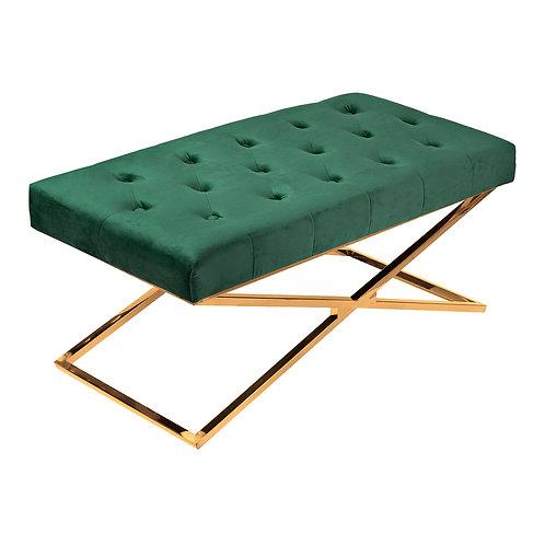 Банкетка CROSS ID-78 GL Green