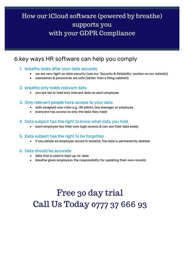 GDPR Compliance | Northern Ireland | Catherine Kane Associates