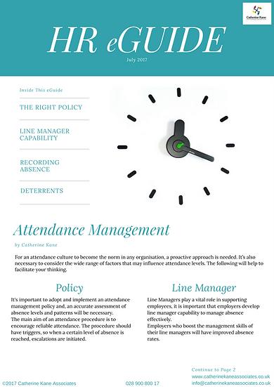 Attendance Management