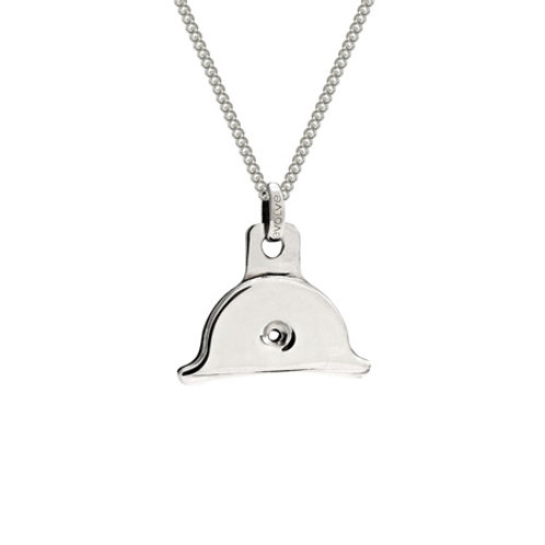 4N10007 Shepherds Whistle Necklace