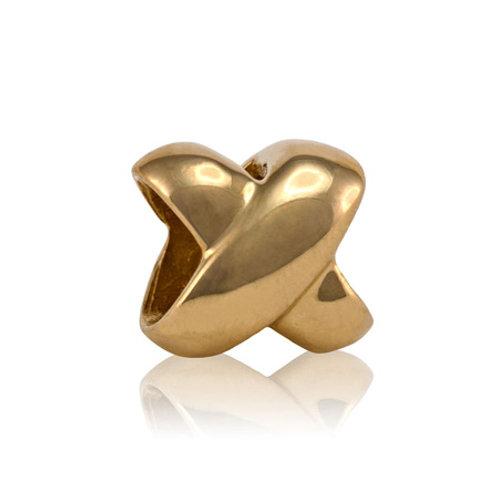 120G Love & kisses - Gold