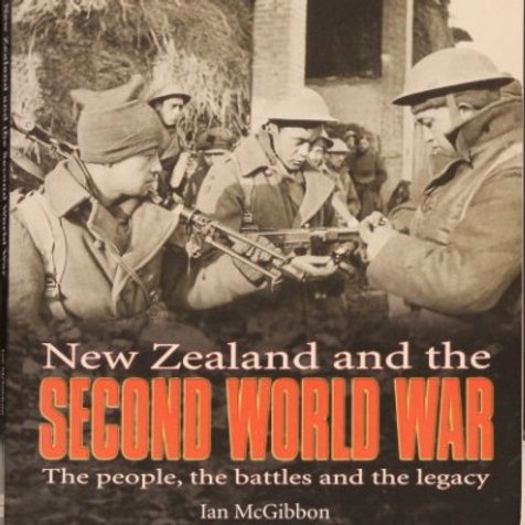 NZ & the second world war