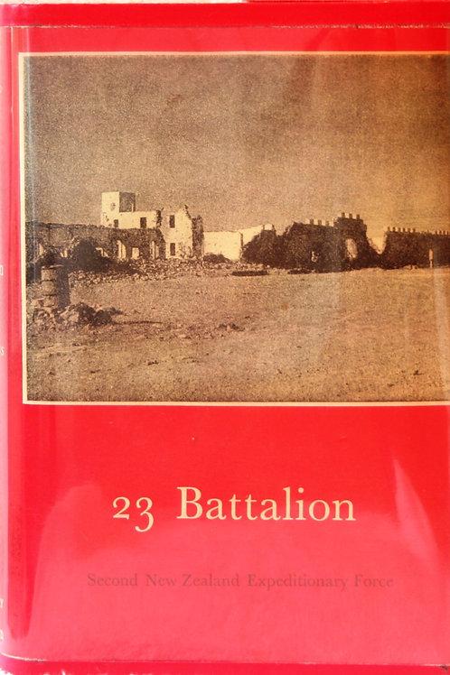 23 Battalion