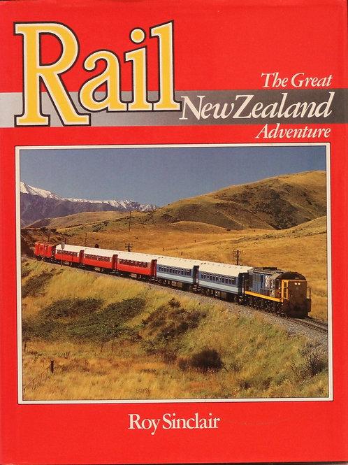 Rail the great NZ adventure