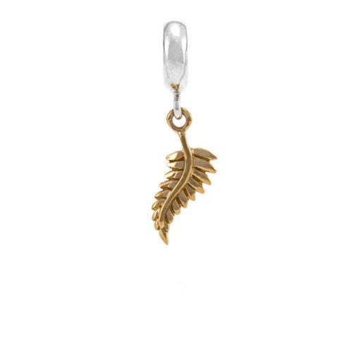 128G Aotearoa's Fern - Gold