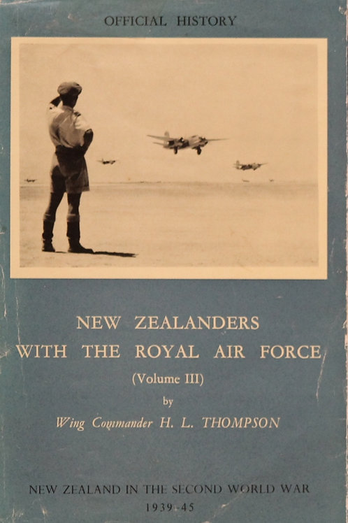 NZers with the RAF vol 3