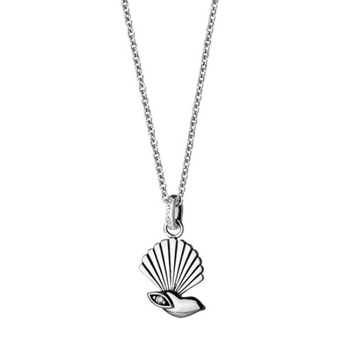 4N20010 Fantail Necklace