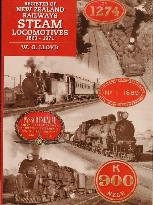 NZR steam locomotives