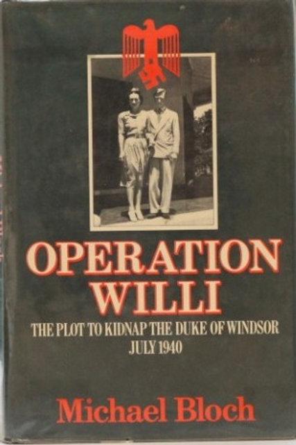 Operation Willi