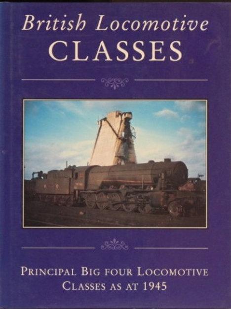 British Locomotive Classes