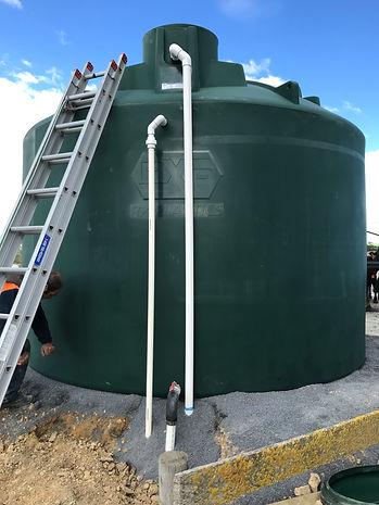 Water storage no problem!