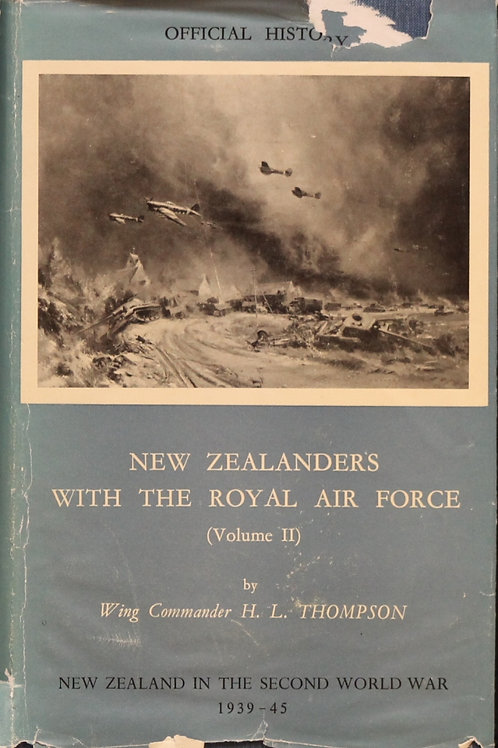 NZers With The RNZAF 2