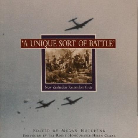 A Unique sort of battle