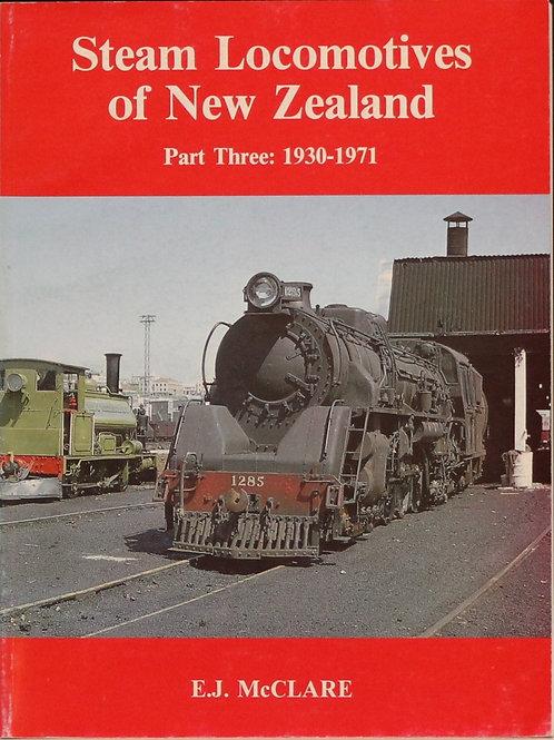Steam Locomotives Of NZ