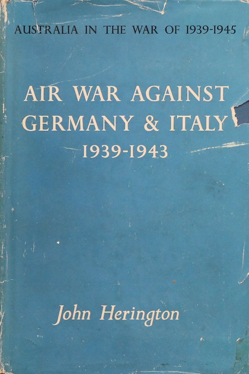 Air War against Germany & Italy