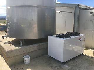 NZ made refrigeration plant installed