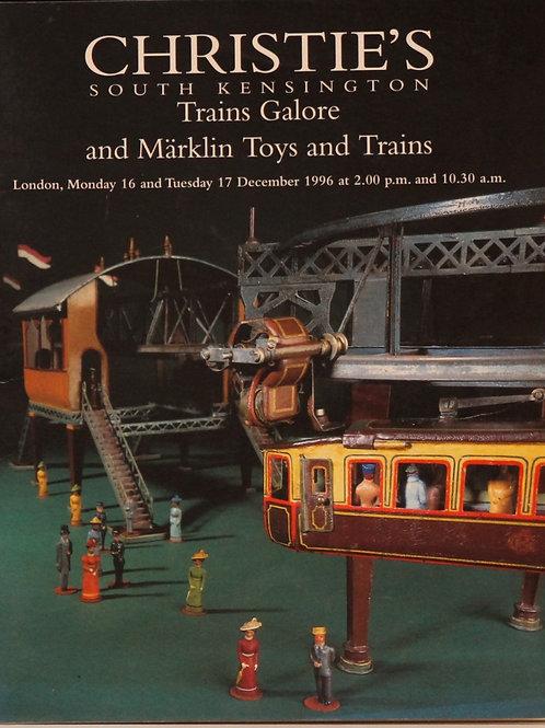 Trains Galore