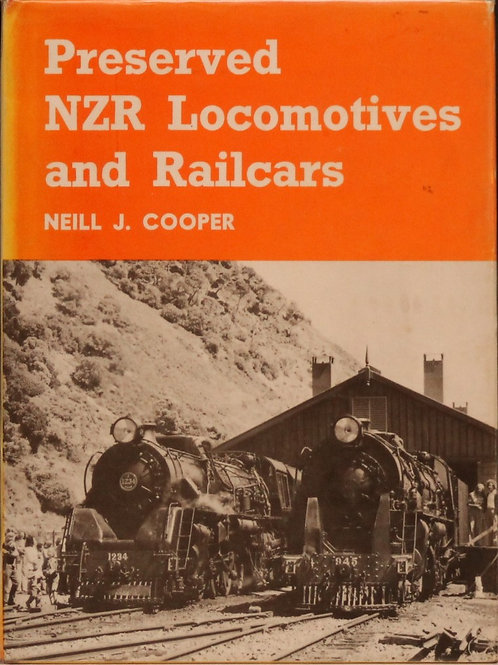 NZR Locomatives and Railcars
